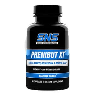 SNS Phenibut XT Review