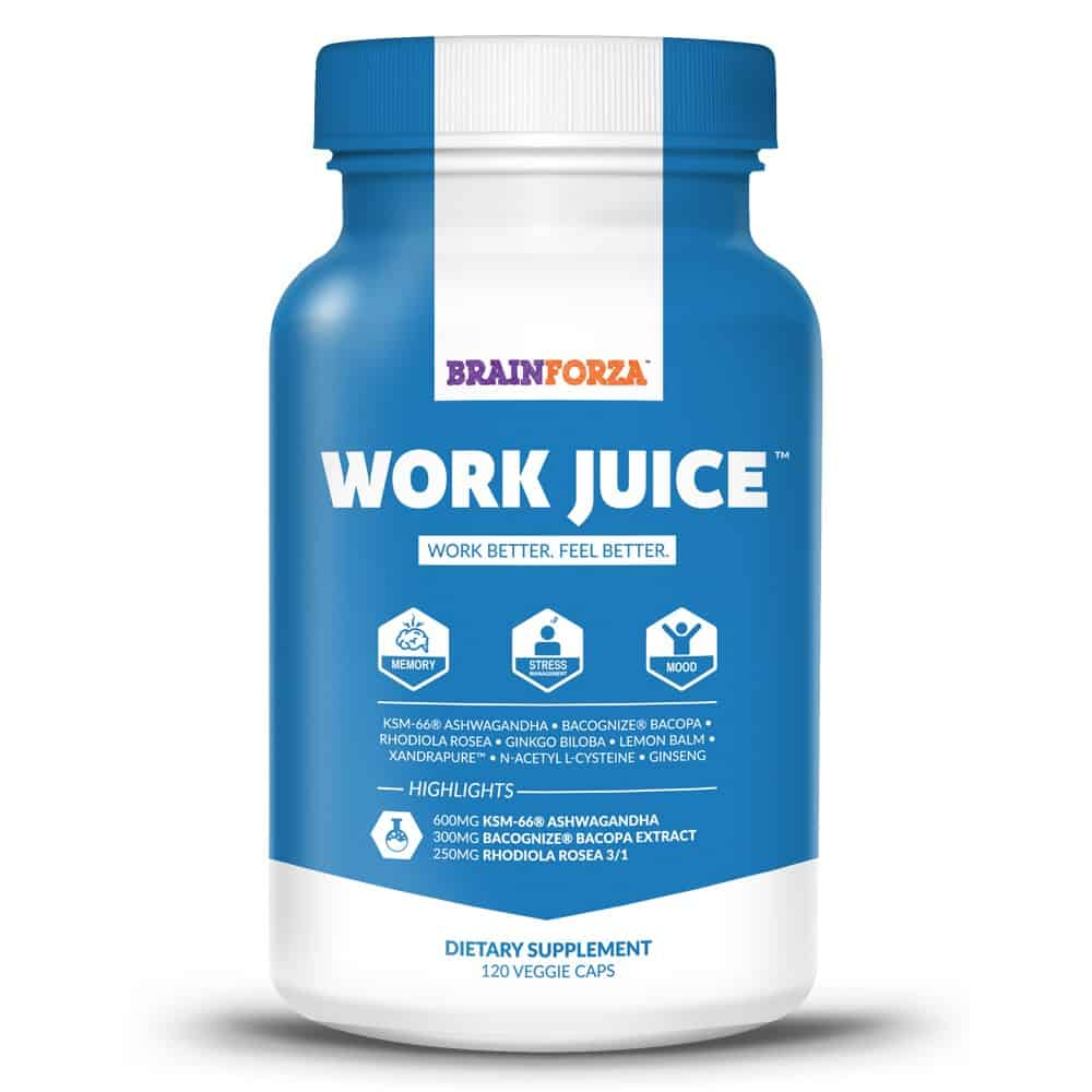 Work Juice Reviews