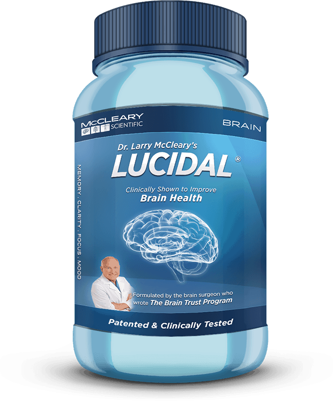 lucidal bottle
