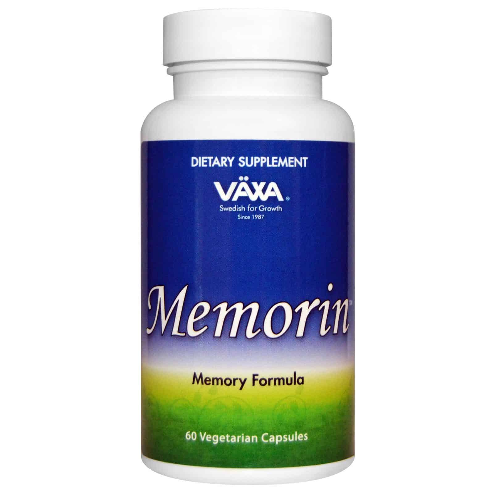 vaxa memorin Reviews