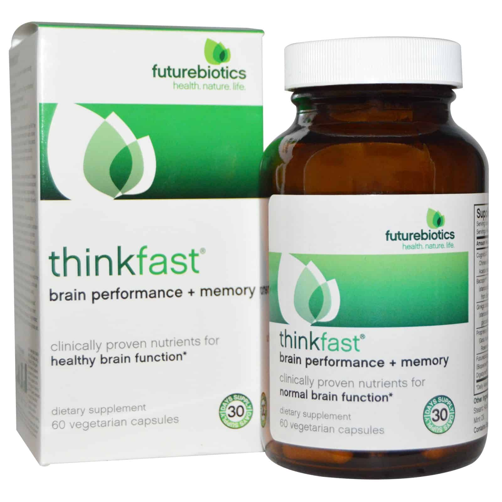 ThinkFast Supplement
