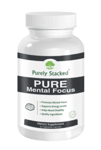 Pure Mental Focus by Purely Stacked, Pure Mental Focus, Is Pure Mental Focus a good product?