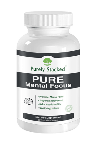 Pure Mental Focus by Purely Stacked