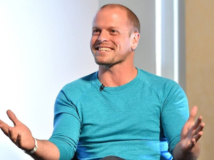 Former BrainQuicken BodyQuick founder Tim Ferriss